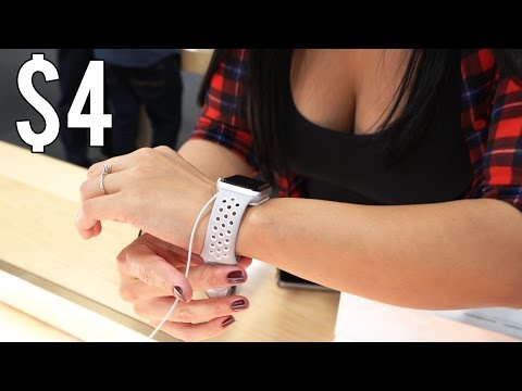 Buying NEW Apple Watch for $4