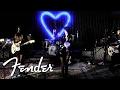 Dum Dum Girls Perform Coming Down In Fender Studio Session