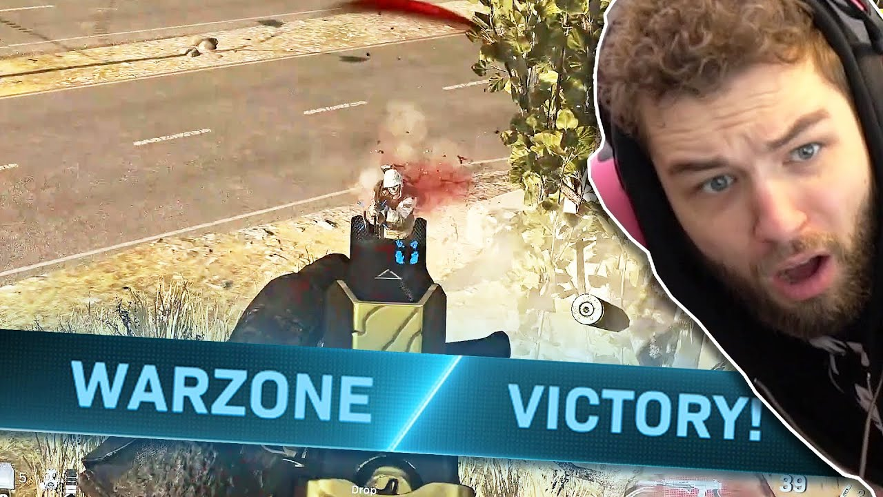 I ran into the most INTELLIGENT BEING on WARZONE and I have been humbled