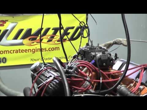 440 Mopar Stroker Engine
