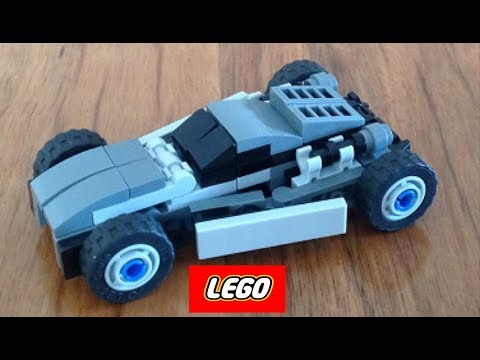 How to make a Lego Transformer - MOC Easy to follow Tutorial