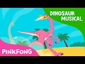 The Great Dino Race   Dinosaur Musical   Pinkfong Songs for Children