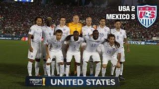 MNT vs. Mexico: Highlights - Oct. 10, 2015