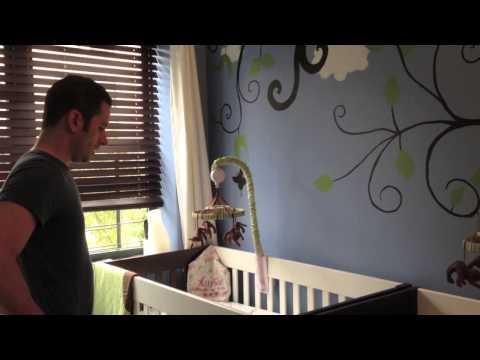 How To Create A Space-Saving Baby Nursery