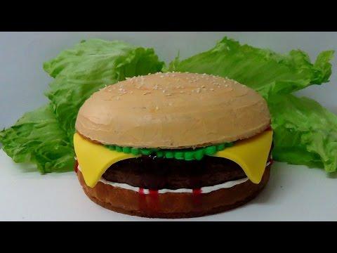 how to make cheeseburger cake