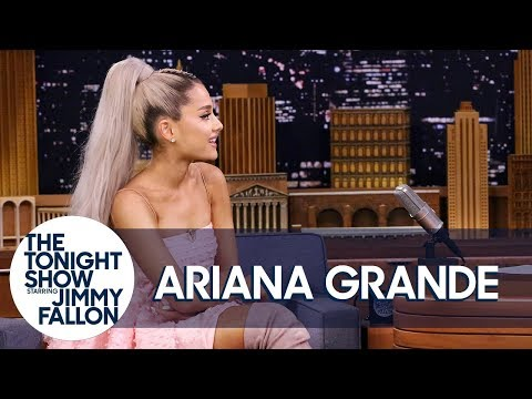 Ariana Grande Spills All the Tea About Her Album Title and Release