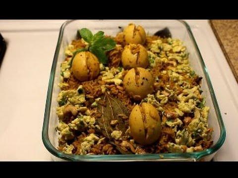 MIA'S KITCHEN-Egg Biryani(Mutta Biryani) /EPISODE 42