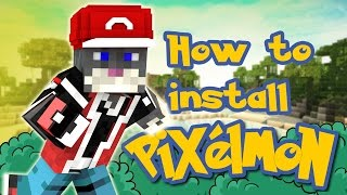 How To Install Pixelmon 501431 For Minecraft 1102189 Fastest Way