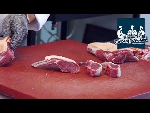 How to prepare Scotch Lamb cutlets or mini Scotch Lamb racks