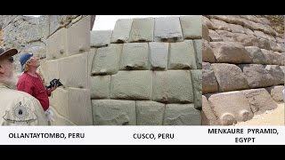 Giza Plateau 2017: Obvious Evidence Of Lost Ancient High Technology