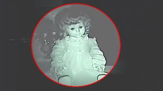 5 Haunted Dolls Caught On Tape Moving! #4