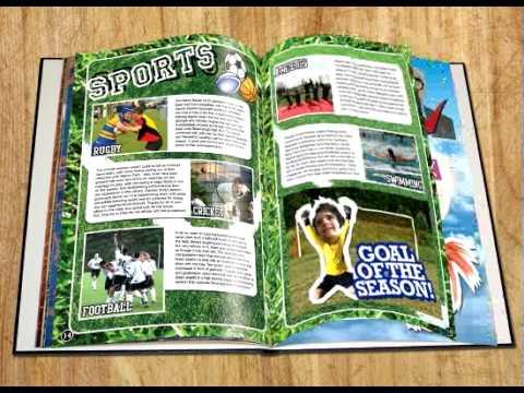 Boomerang Yearbooks