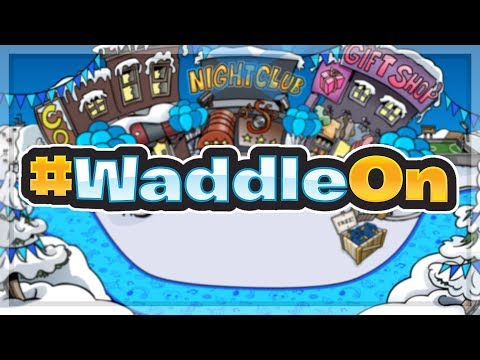 Club Penguin Rewritten - Waddle On Party Guide/Walkthrough