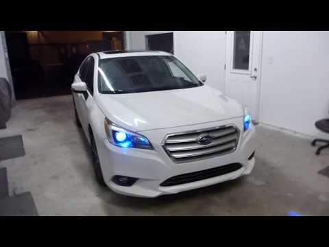 2017 Subaru Legacy Custom Diode Dynamics Headlights