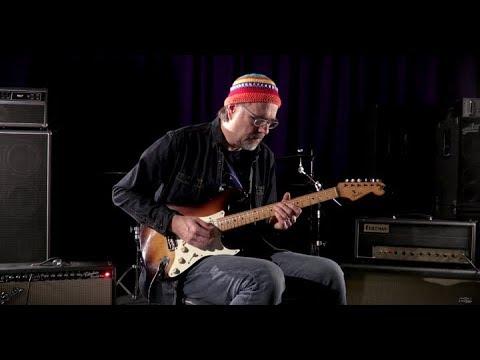 Vintage 1987 Fender Stratocaster  •  Wildwood Guitars
