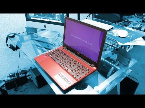 Unboxing / Reseña: Laptop Acer E15 (E5-521-86J0)