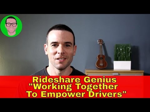 Ezra from Rideshare Genius - About Me | Our Mission Statement