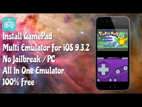 [Update] How To Install GamePad Multi Emulator For iOS 9.3.3 No Jailbreak/PC