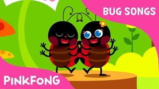 Hey, Ladybug | Bug Songs | Pinkfong Songs for Children