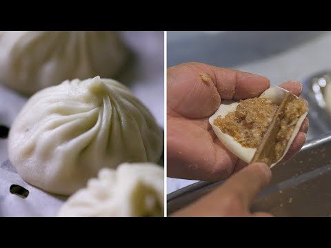 How Soup Dumplings Are Made
