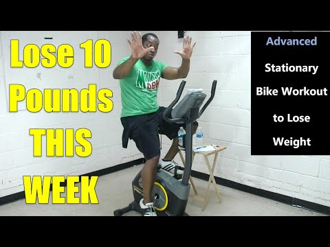 Bike Workout to Lose 10 Pounds THIS WEEK - Lose 30 Pounds in 30 days