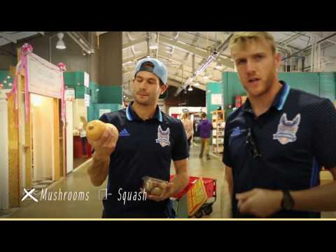 Cooking with the Railhawks: Steven Miller and Connor Tobin