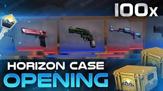 best of horizon case unboxing videos