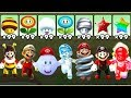Super Mario Galaxy All Power Ups