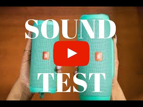 Video Review JBL Flip 3 Flip 4 hands on sound test bluetooth speaker  pulse 3  charge 3  g7