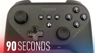 First images of Amazon's gamepad: 90 Seconds on The Verge