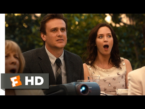 The Five-Year Engagement (2012) - The Engagement Dinner Scene (1/10) | Movieclips