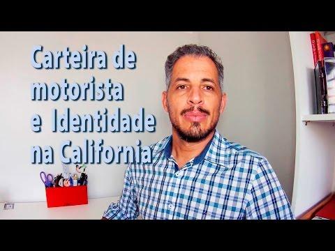 Como tirar carteira de motorista e ID na California - AB 60