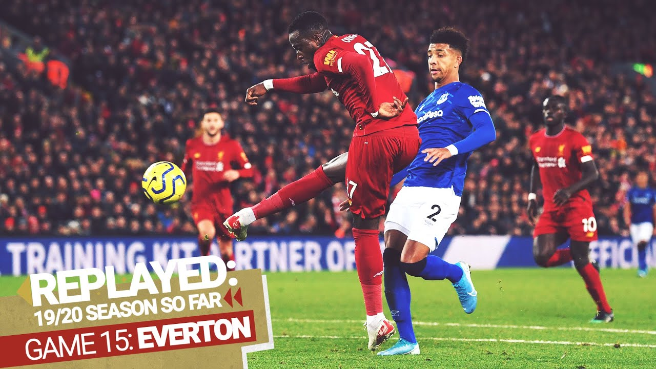REPLAYED: Liverpool 5-2 Everton   Reds hit five in the Merseyside derby