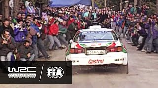 "WRC History: ""Down to the Wire"" Auriol vs. Delecour/ Biasion"