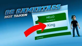 FREE Semi-OG-4Letter GAMERTAGS!! (IN DESC)