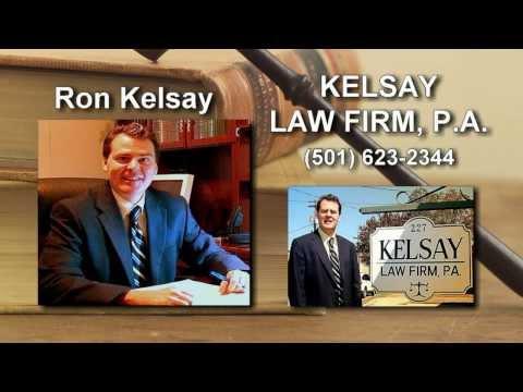 Hot Springs, Arkansas Lawyer - Kelsay Law Firm