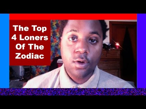 The 4 Loners Of The Zodiac [They Pull You In Only To Push You Away!]