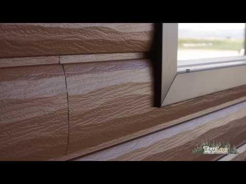 Steel Log Siding by TruLog™