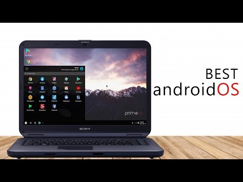 New Android OS for Laptops/PCs   Prime OS -The Best Android OS for PC