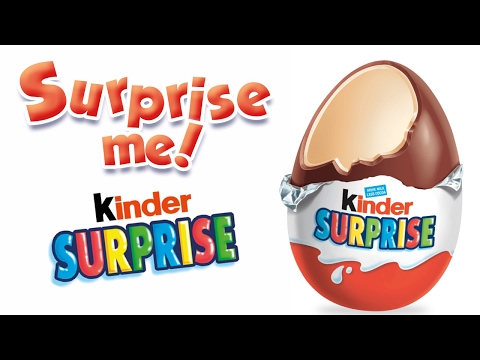 KINDER SURPRISE EGGS OPENING / UNBOXING FUN TOYS