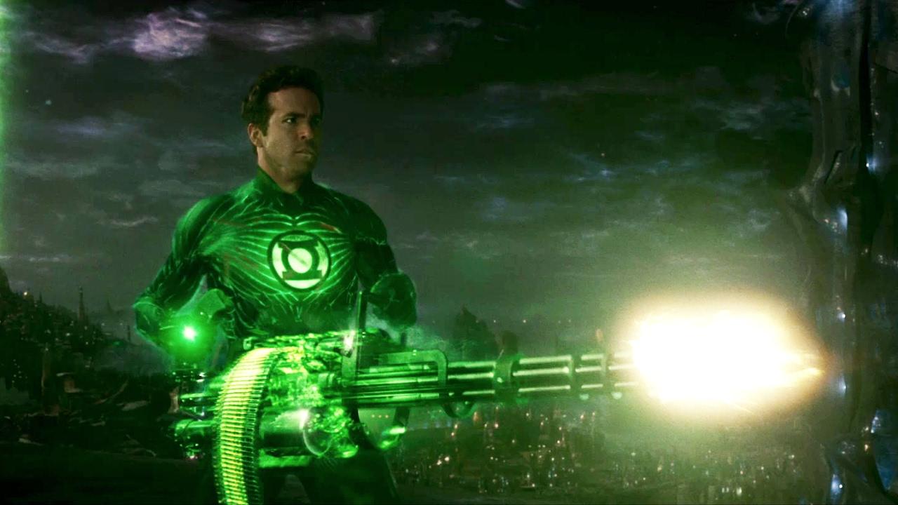 Hal Jordan vs Kilowog & Sinestro   Green Lantern Extended cut