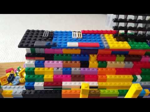 Lego football stadium update