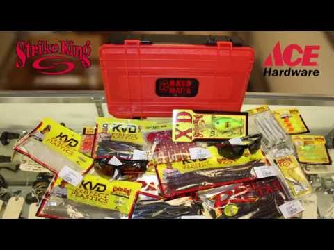 The Fishing Hole Strike King & Bass Mafia Giveaway