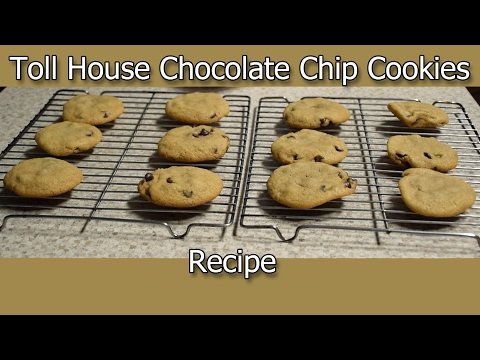 Toll House Chocolate Chip Cookies (Recipe)