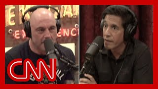 Watch Dr. Sanjay Gupta go one-on-one with podcaster Joe Rogan