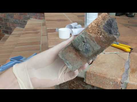 How To Fix Broken Pavers, Bricks, Concrete or Stone with Concrete Repair Stick