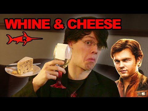 [Whine & Cheese] Solo: A Star Wars Story - Red Swordfish Studios