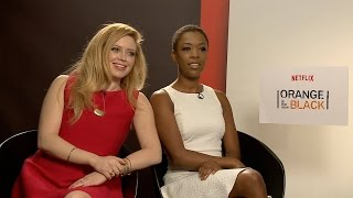 Entrevista com elenco de Orange is the New Black | MIXME