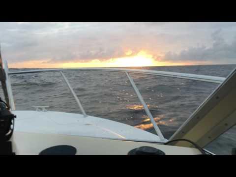 Med motorbåt til Shetland 2016