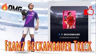Franz Beckanbauer trick Pes 2020 - Iconic moments Bayern Munich